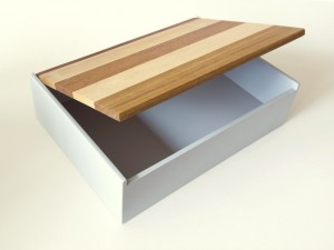 Client image for Mixed hardwood box