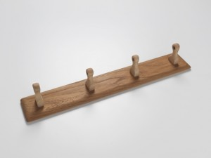 Product image for hanging rack – 4 peg