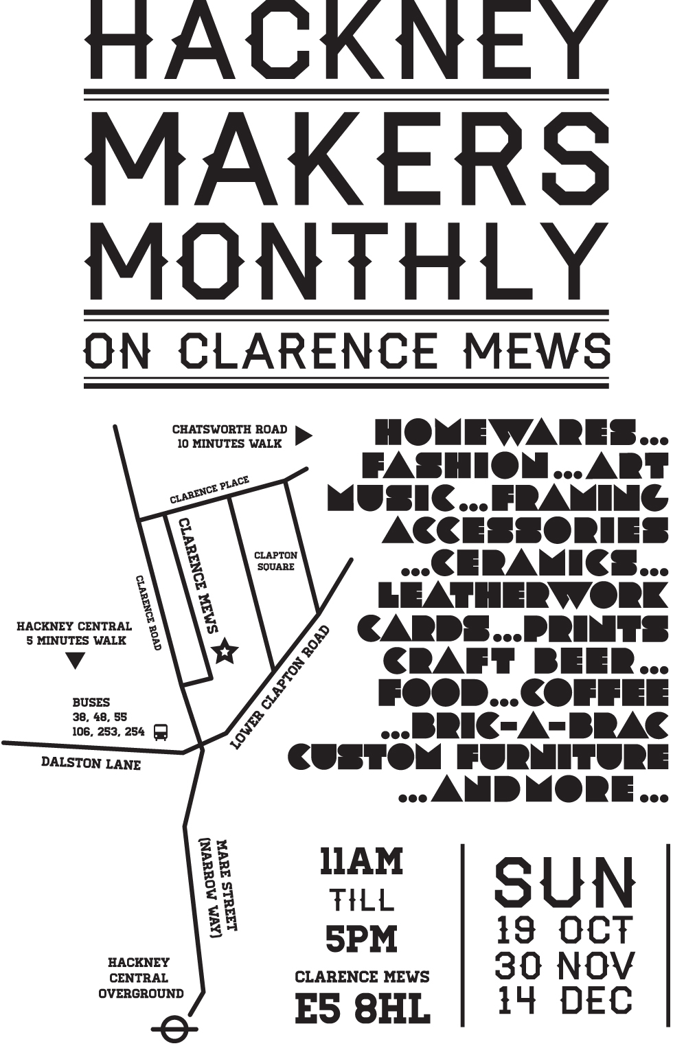 HACKNEY MAKERS MONTHLY_POSTER_v2